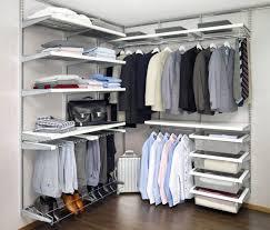 Универсальные гардеробные системы.